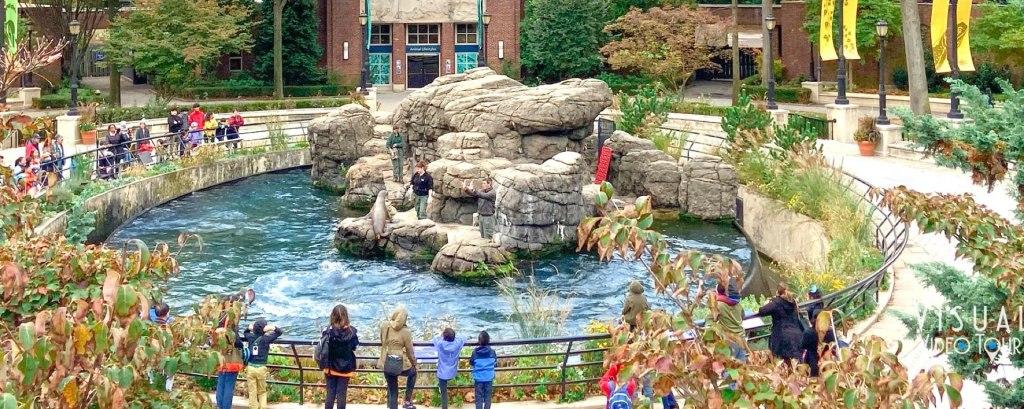 Prospect Park Zoo Zoologico de Brooklyn